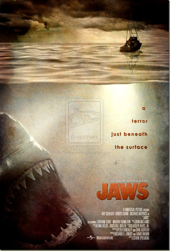 __Jaws___Movie_Poster_by_DaMovieMan