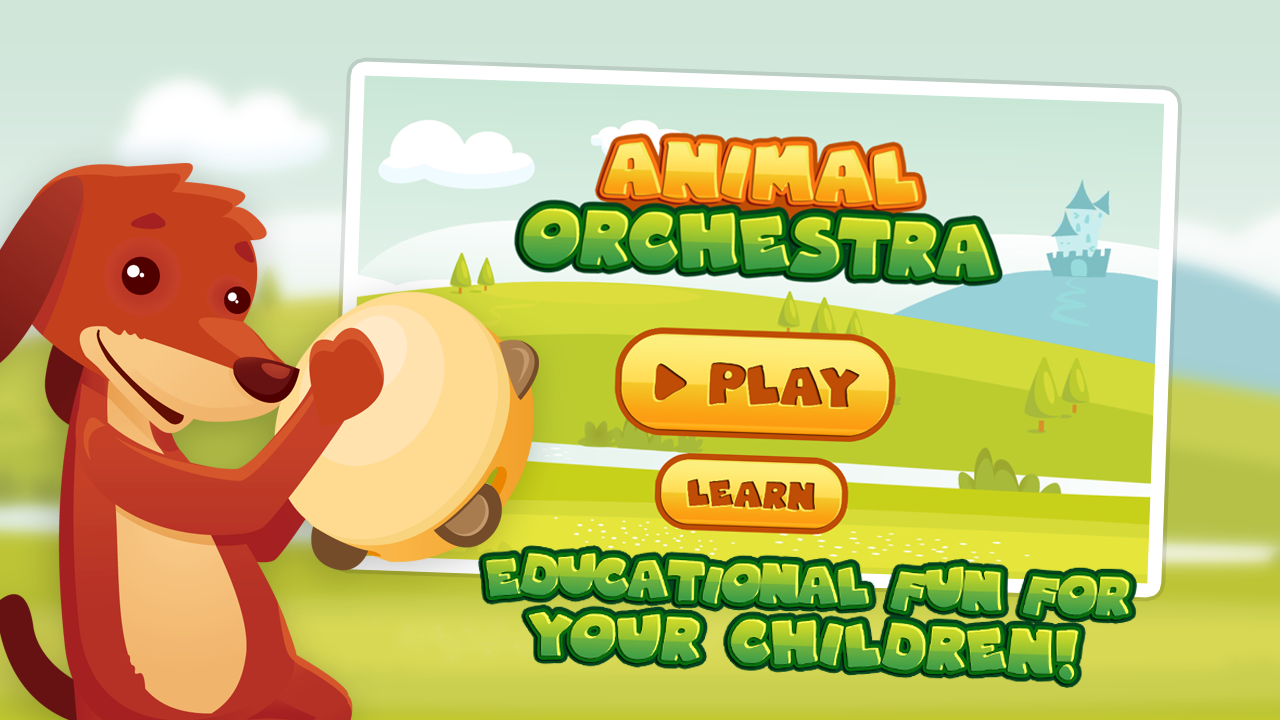 Animal Orchestra for Kids - screenshot