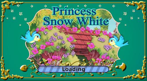 Snow White Salon Slacking Game