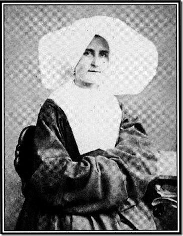 Sister Marie de Mandat-Grancey