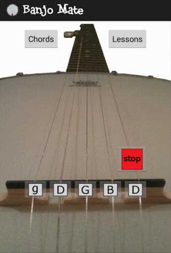 Banjo Mate: Banjo Tuner