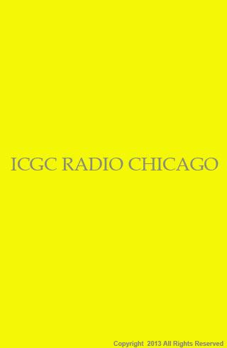 ICGC RADIO CHICAGO