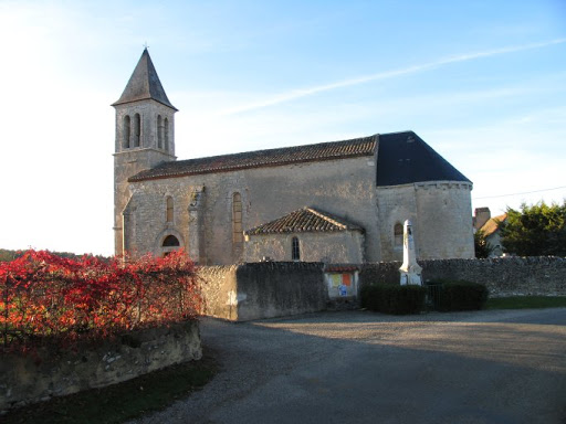 photo de église de Cournou (St-Nazaire)