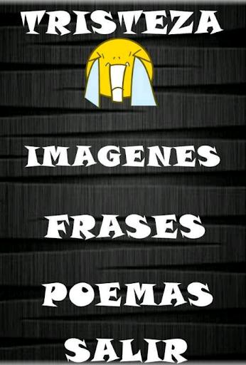 Poemas Tristeza y Desamor