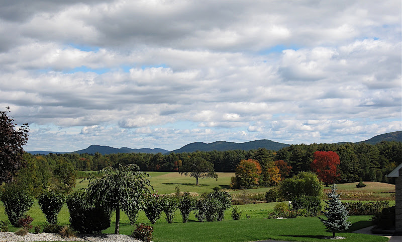 Another view of the Holyoke Range