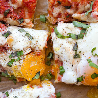Breakfast Pizza From 'The Kitchn Cookbook'.