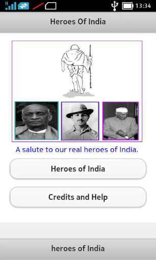 Heroes Of India