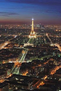 Paris At Night wallpaper - screenshot thumbnail