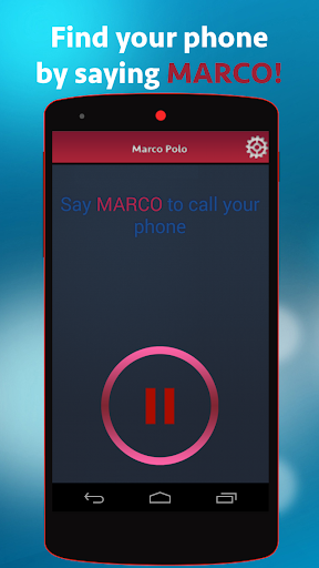 Marco Polo - Find Your Phone