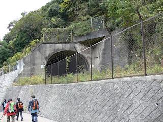 神戸電鉄廃線跡