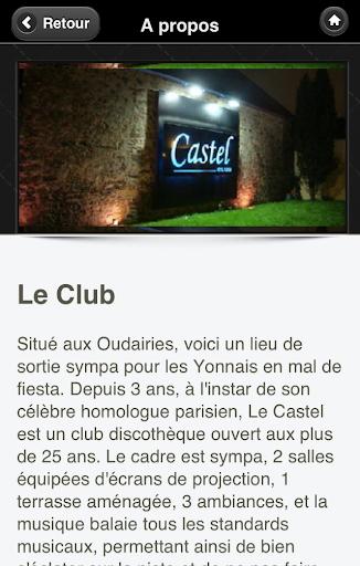【免費生活App】Le Castel Club-APP點子