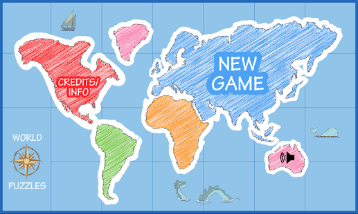 World map puzzle apps on google play screenshot image gumiabroncs Choice Image