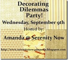 Decorating Dilemmas Party button Sept_
