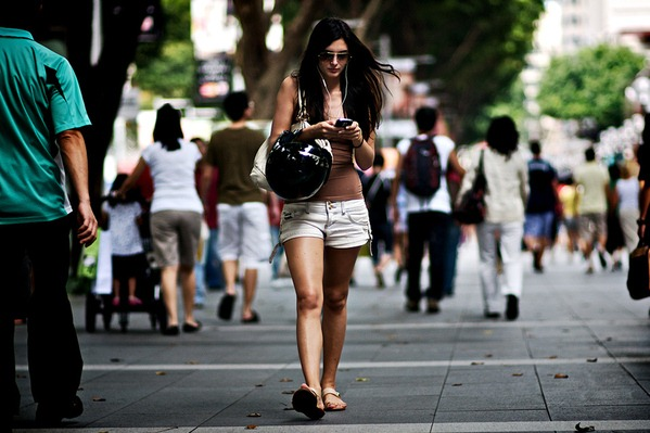 Beautiful Candid Street Photography by Danny Santos ...