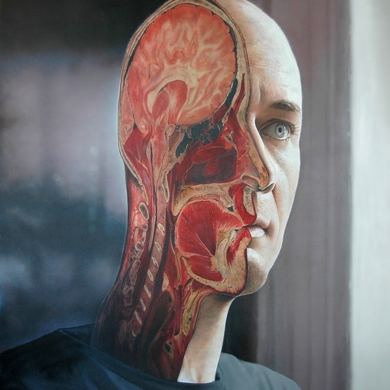 Victor Rodriguez's Incredible Paintings