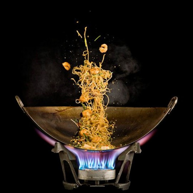 What's Cooking? - Cutaway Food Photography by Ryan Matthew Smith