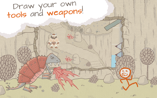 Draw a Stickman: EPIC Free  screenshots 4
