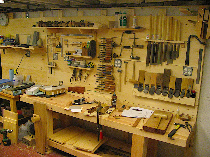 New Year New Workbench Mucho Pics Page 6