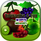 Interactive Kids Memory Game