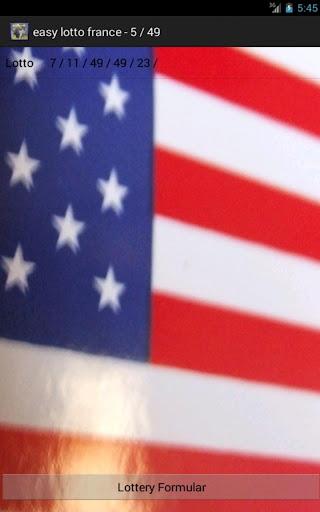 easyLotto USA 5 59 new