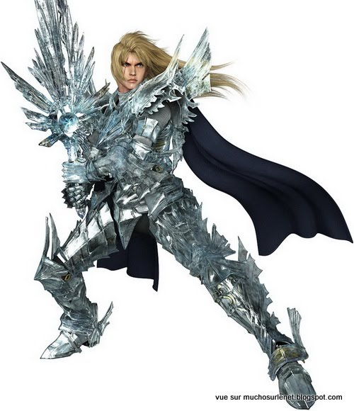 Siegfried Schtauffen – Soul Calibur 4