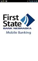 Screenshot of First State Bank Nebraska