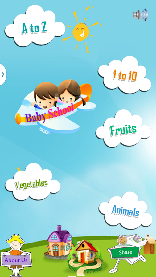 Baby School - Educational app- screenshot