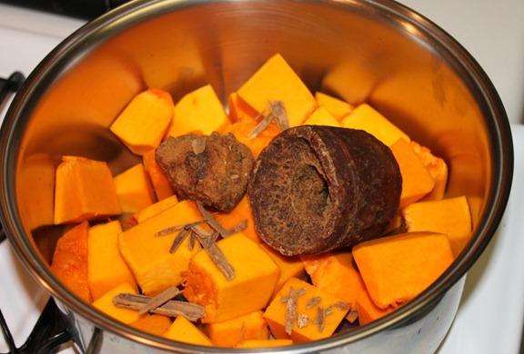 pumpkin turnovers recipe, empanadas de calabaza