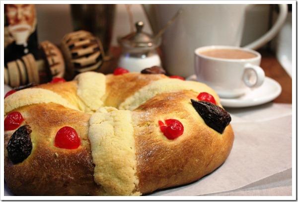 Three Kings Bread Recipe