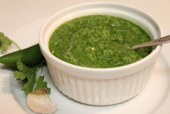 Salsa Macha Verde Spicy Sauce | Mexican Recipes