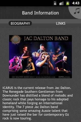 Jac Dalton - screenshot