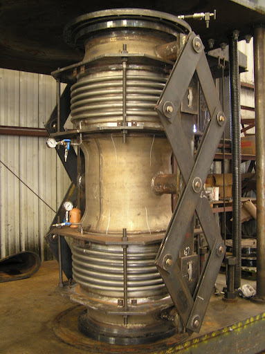 Universal Expansion Joints Photo Gallery
