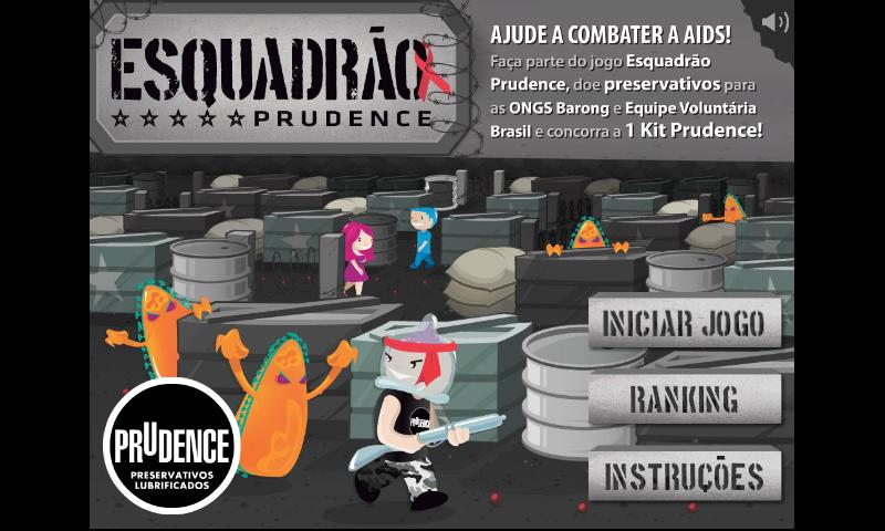 Esquadrão Prudence- screenshot