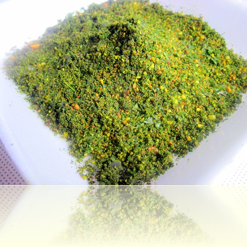 curry leaves podi