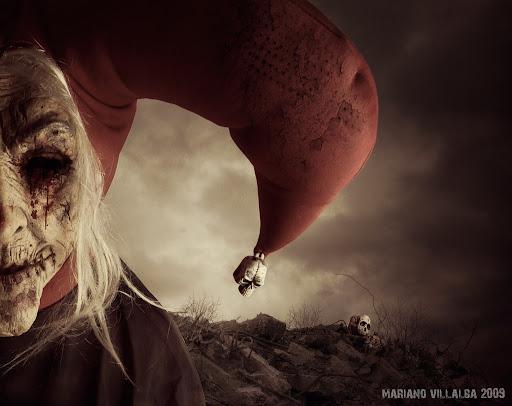 25 evil clown images halloween special techie blogger - Circus joker wallpaper ...