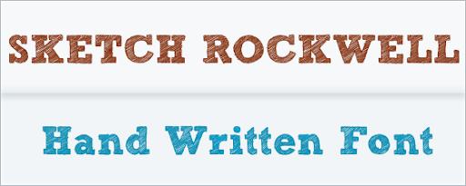 35+ Most Popular Hand Drawn Fonts for design aficionados @ Techie
