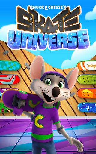 Chuck E.'s Skate Universe 1.12 app download 1