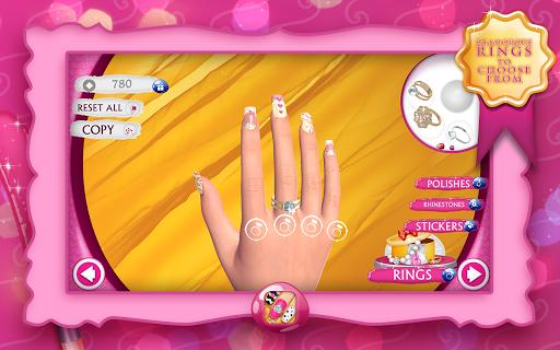 Nail Manicure Games For Girls 9.1 screenshots 7