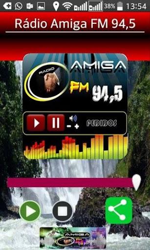Rádio Amiga FM Itamarati-MT