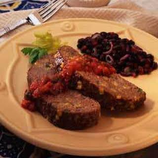 Southwestern Meatloaf.