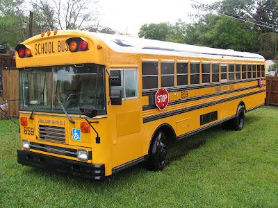 93 BlueBird TC2000 FE 72/40 ft - School Bus Conversion Resources