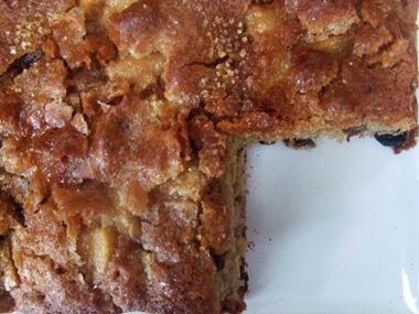 Kentish Apple Cake Recipe