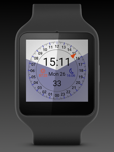 24h Watch Faces Android Wear