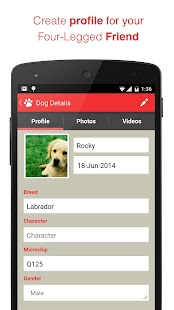 Dogalize - Pet Social Network- screenshot thumbnail