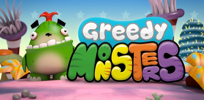 Greedy Monsters apk