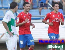 Cartagena vs Numancia