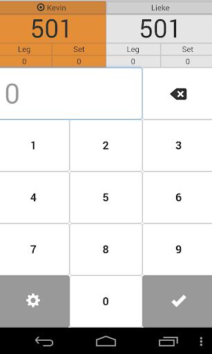 Monkey darts score