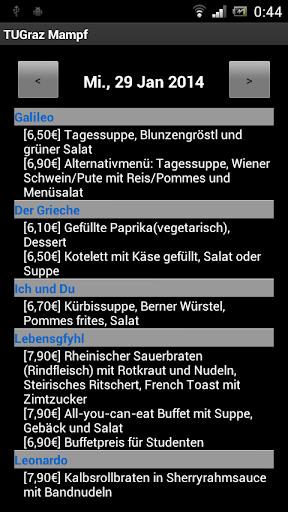 TU Graz Mampf