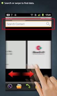 Presto!BizCard Free - screenshot thumbnail
