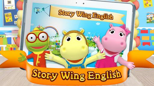 Storywing english Step1-3